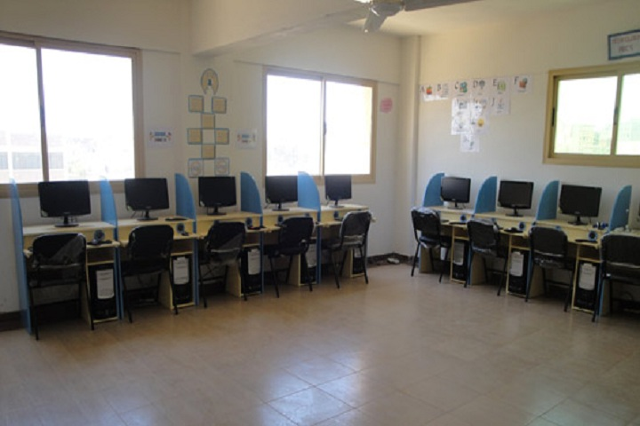 Atomic Energy Central School No 3-IT Lab