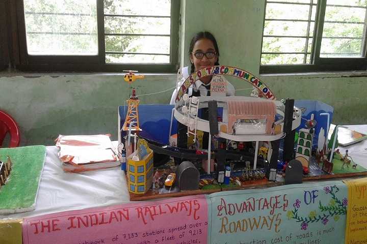Atomic Energy Central School No 3-Science Fair