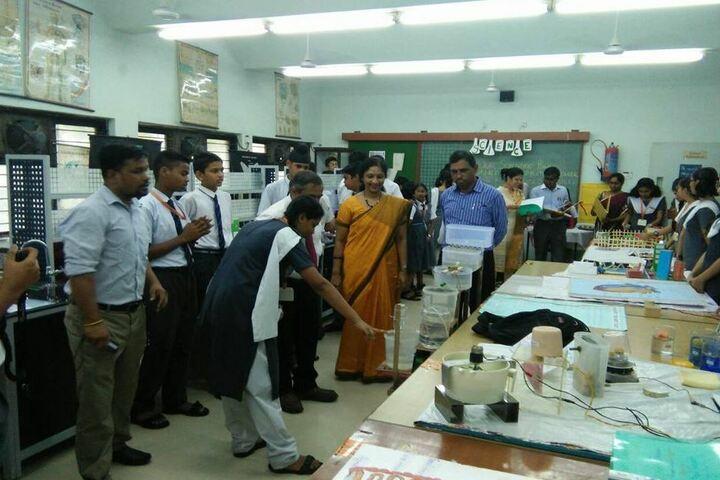 Atomic Energy Central School No 6-Exhibition