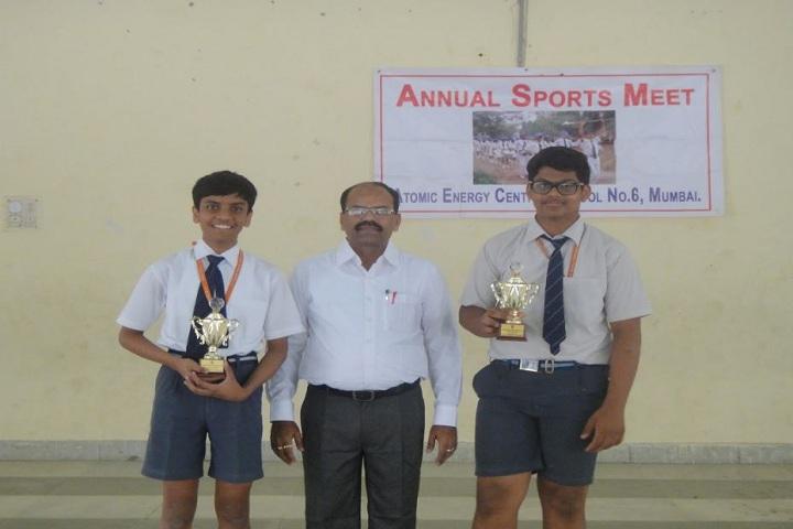 Atomic Energy Central School No 6-Achievement