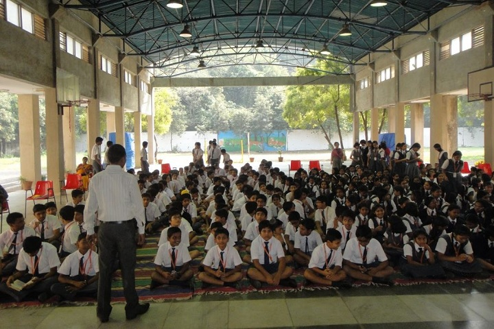 Atomic Energy Central School No 6-Annual Sports Meet