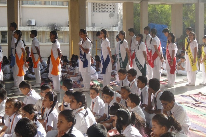 Atomic Energy Central School No 6-Investiture Ceremony