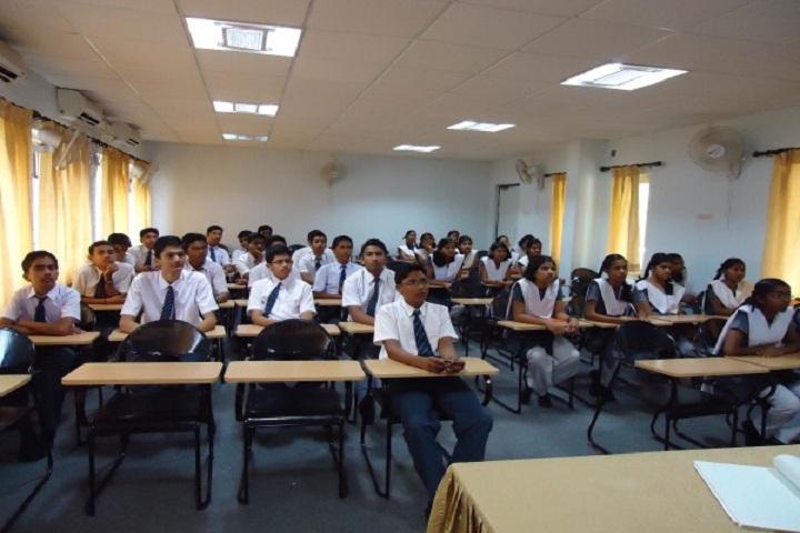 Atomic Energy Central School No 6-SIT Lab