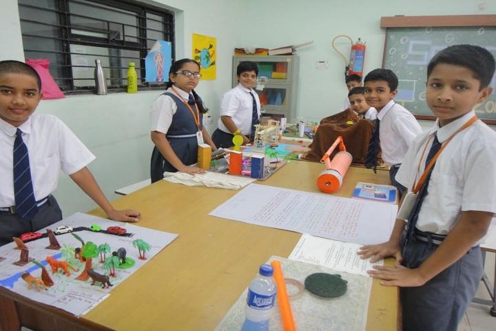 Atomic Energy Central School No 6-Science Fair