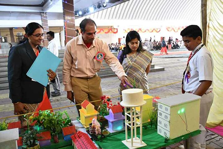 BJM Carmel Academy-Science Exhibition