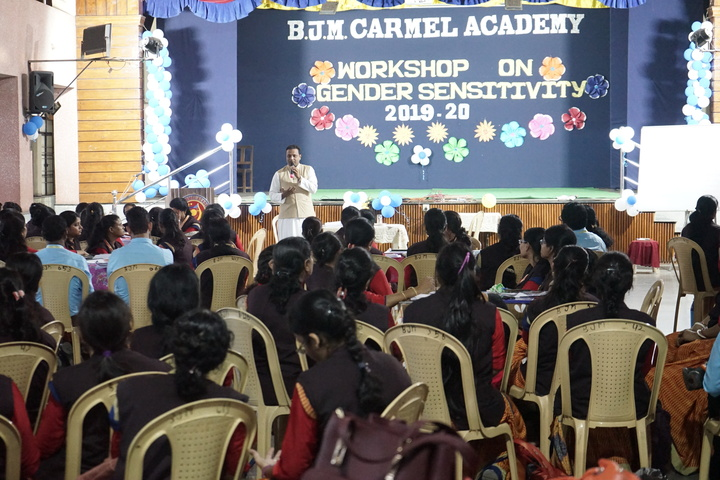 BJM Carmel Academy-Workshop