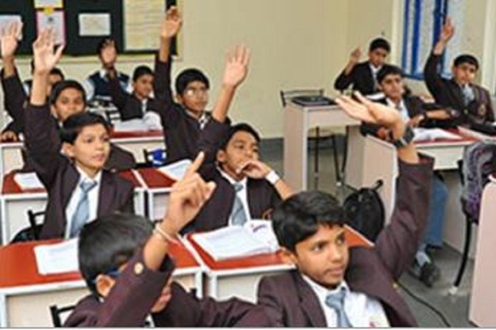 B K Birla Centre For Education-Classroom
