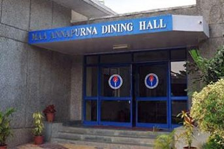 B K Birla Centre For Education-Dinning Hall