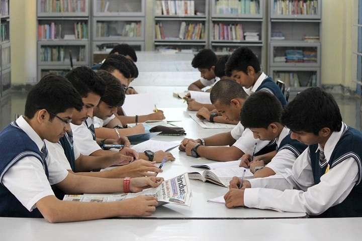 B K Birla Centre For Education-Library