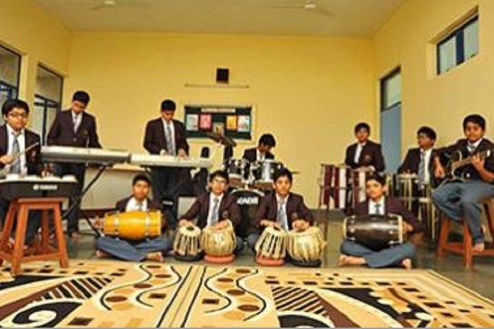B K Birla Centre For Education-Music