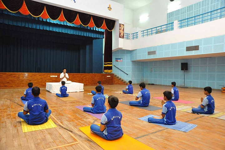 B K Birla Centre For Education-Yoga