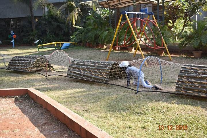 B K Birla Public School-Advanture Camp