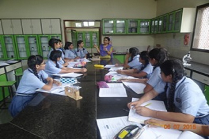 B K Birla Public School-Biology Lab