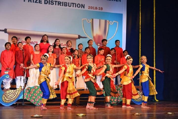 B K Birla Public School-Event