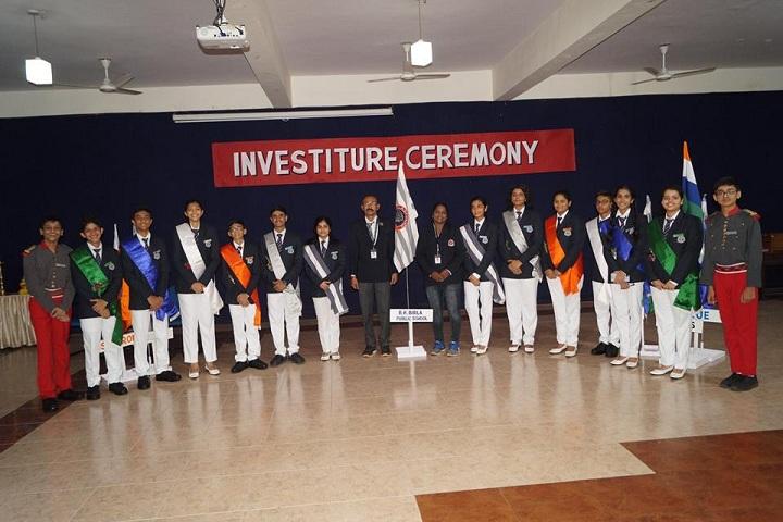 B K Birla Public School-Investiture Ceremony