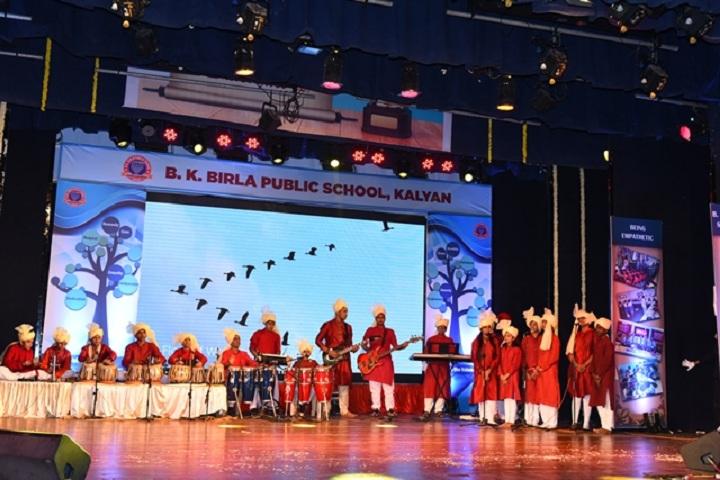 B K Birla Public School-Music