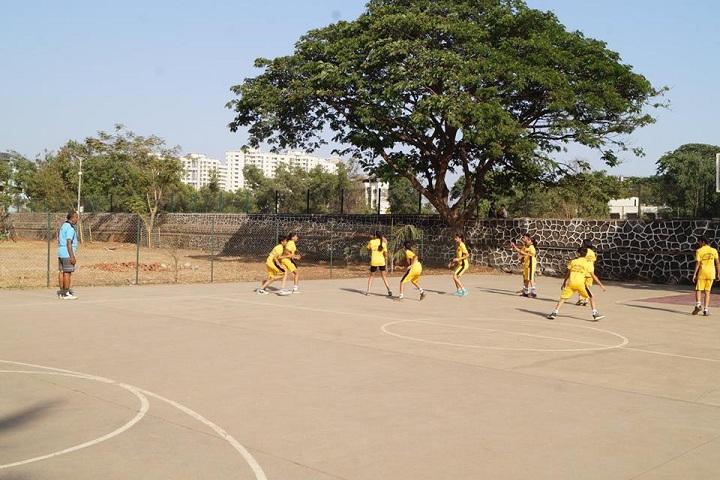 B K Birla Public School-Sports