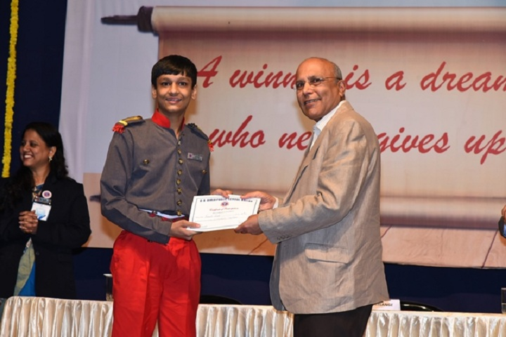 B k Birla Public School-Achievement