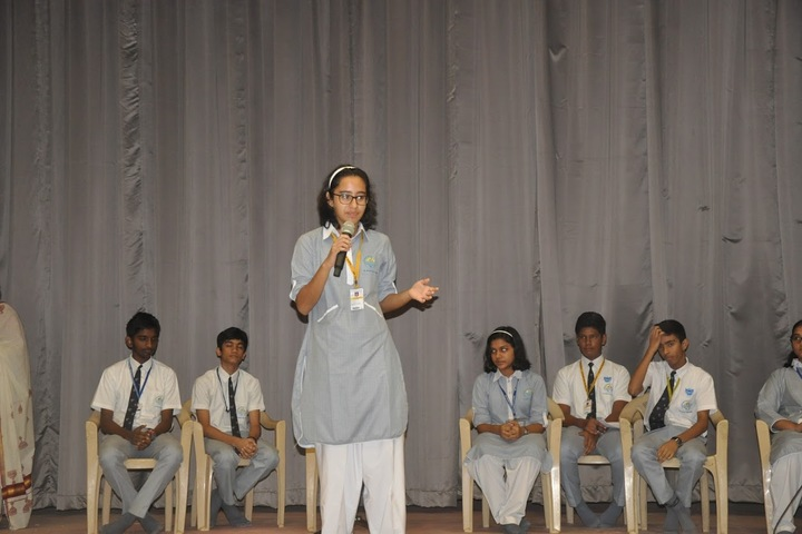 Bal Bharati Public School-Debate Competition