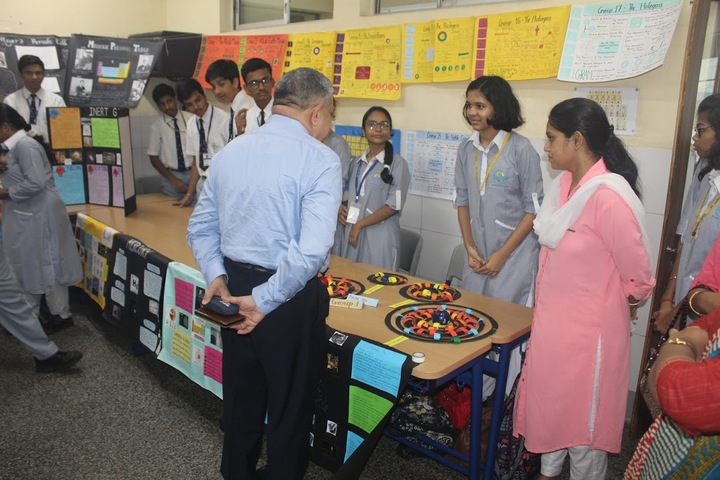 Bal Bharati Public School-Science Exhibition