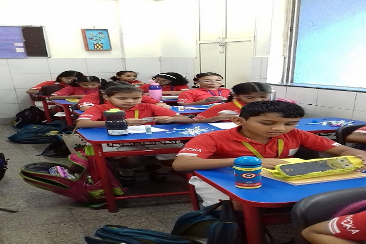 Bal BHarati Public School-Earth Day Activityjpg