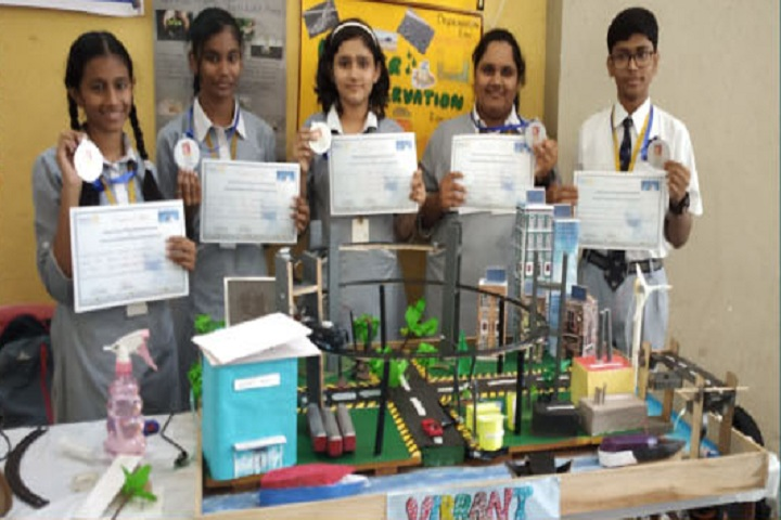 Bal BHarati Public School-Science Fair