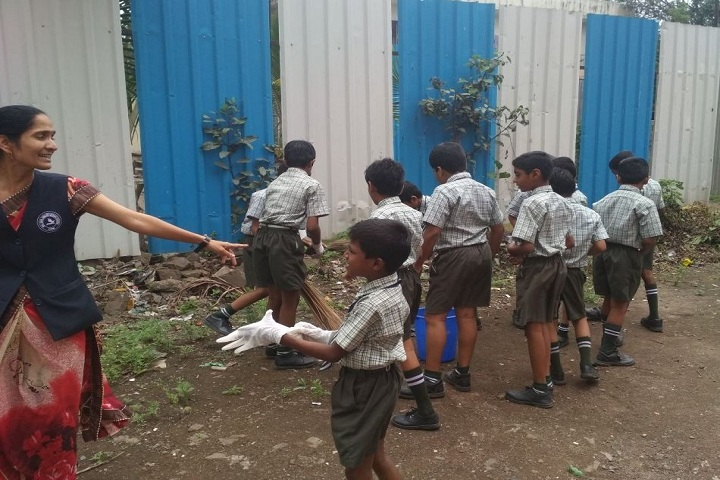 Bal Seva English Medium School-Swachh Bharath Abhiyaan