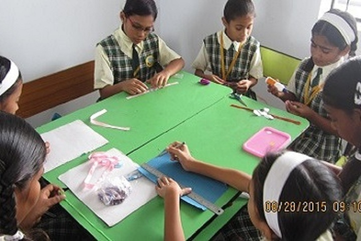 Ballarpur Public School-Activity