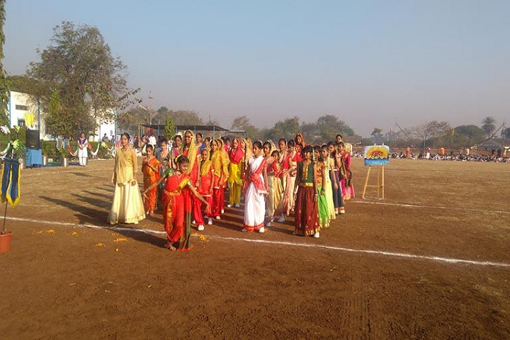 Balniketan Air Force School-Republic Day Celebrations