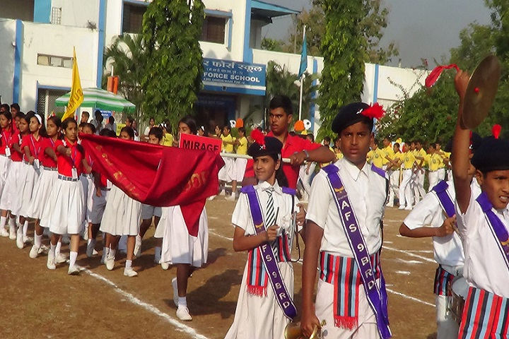 Balniketan Air Force School-School Band