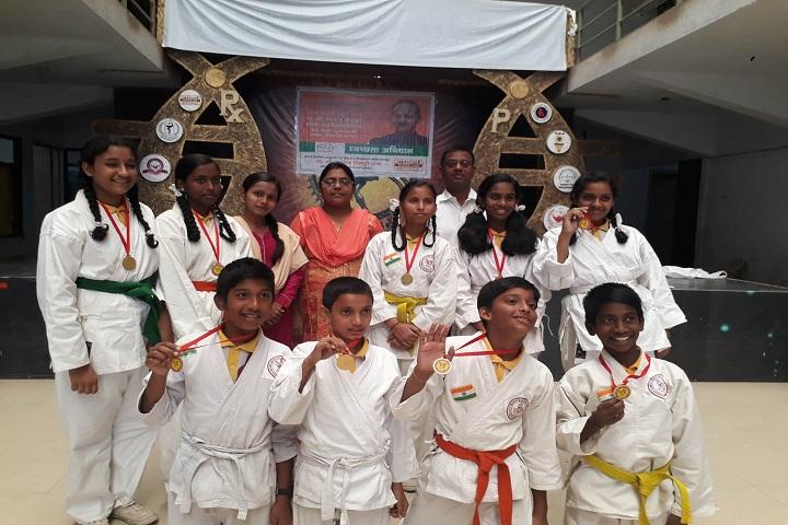 Bapusaheb D D Vispute Primary English School-Achievement