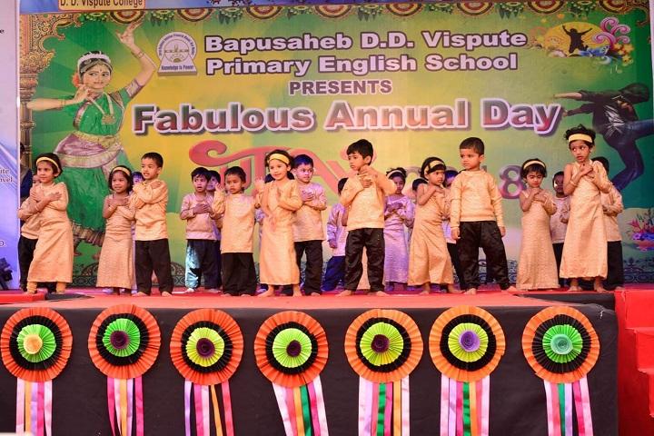 Bapusaheb D D Vispute Primary English School-Annual Day