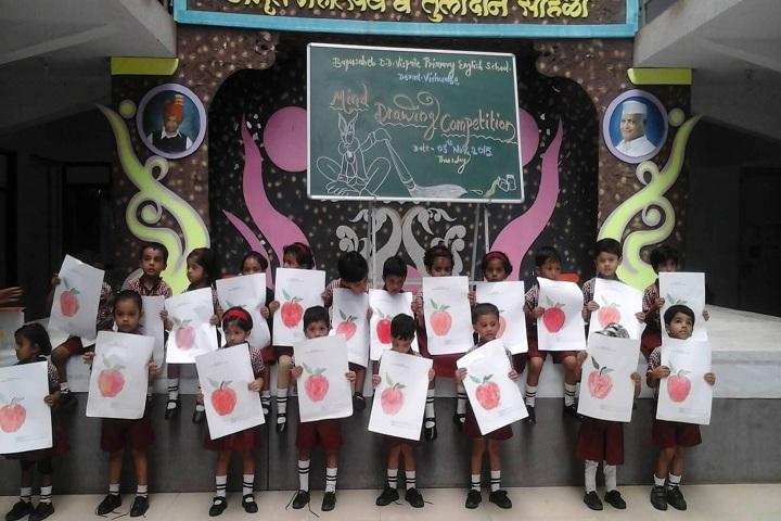 Bapusaheb D D Vispute Primary English School-Art Competition