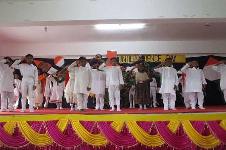 Bardiya International School-Independence Day