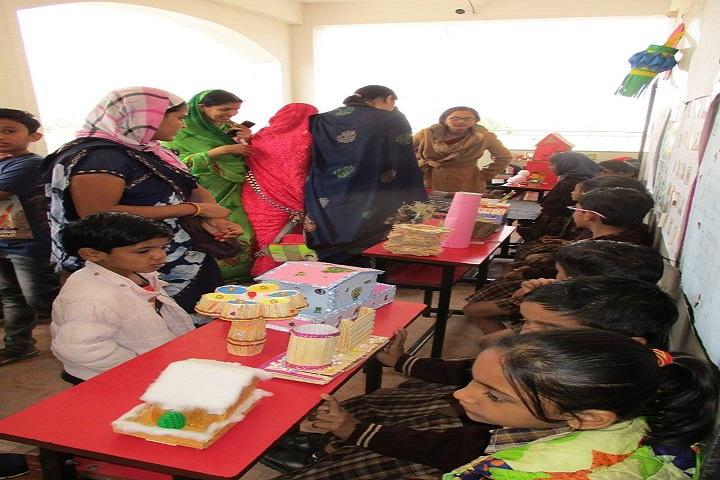 Bardiya International School-Science Exhibition