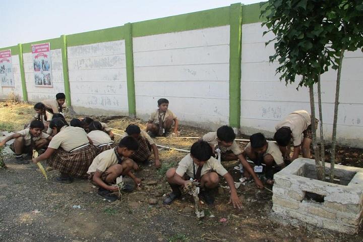Bardiya International School-Swachha Barath