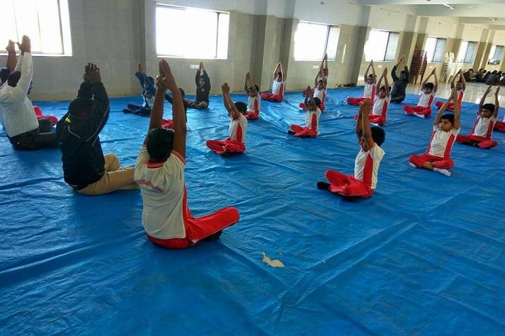 Bardiya International School-Yoga