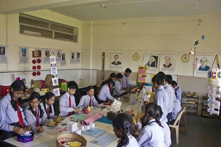 Bharati Vidyapeeth English Medium School-Art And Craft