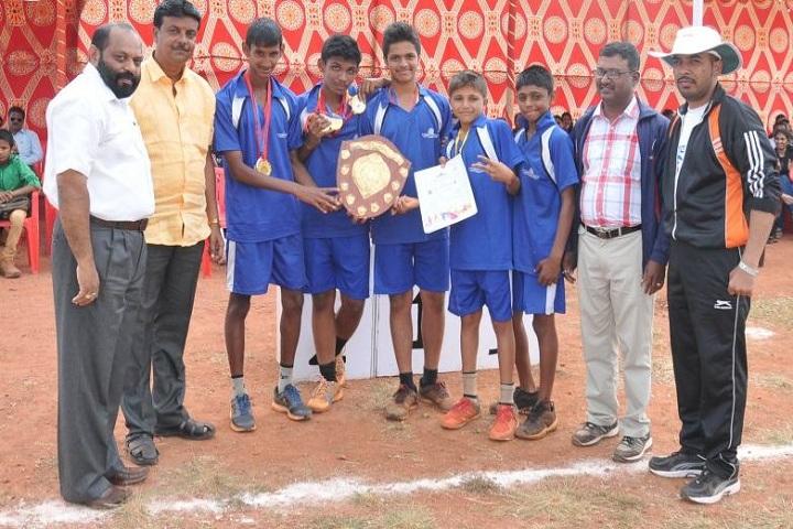 Bharati Vidyapeeth GodS Valley International School-Achievement