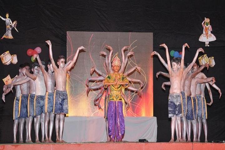 Bharati Vidyapeeth GodS Valley International School-Annual Function