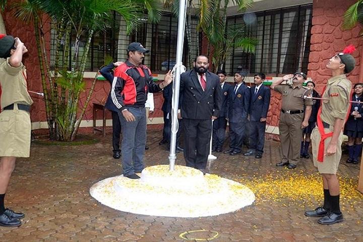 Bharati Vidyapeeth GodS Valley International School-Independence Day
