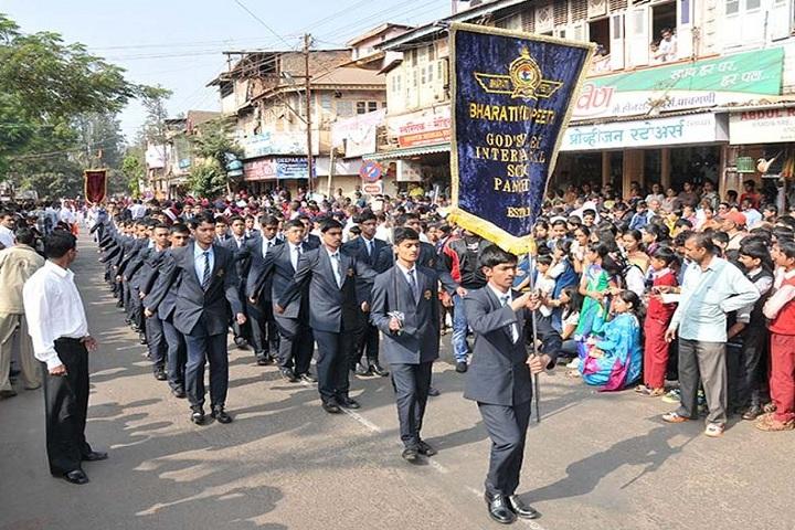 Bharati Vidyapeeth GodS Valley International School-Republic Day