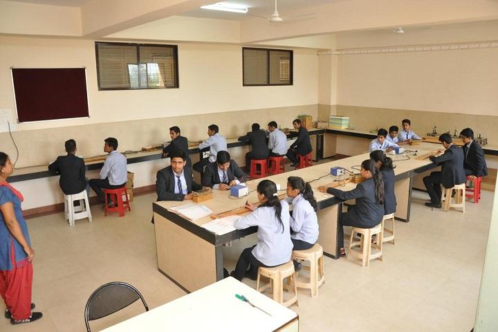Bharati Vidyappeth English Medium High School-Physics Lab