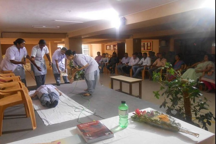 Bharti Krishna Vidya Vihar-First AID Workshop