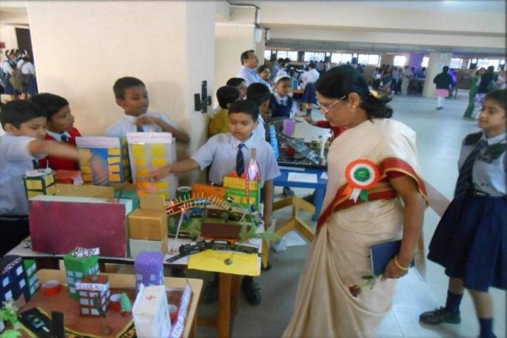 Bharti Krishna Vidya Vihar-Science Fair