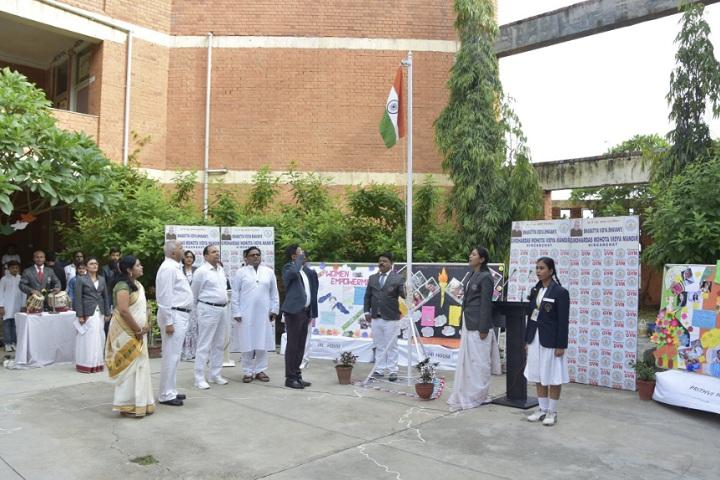 Bharatiya Vidya Bhavan-Independence day Celebrations