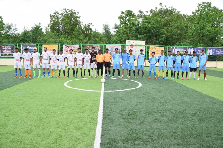 Bharatiya Vidya Bhavan-Sport football