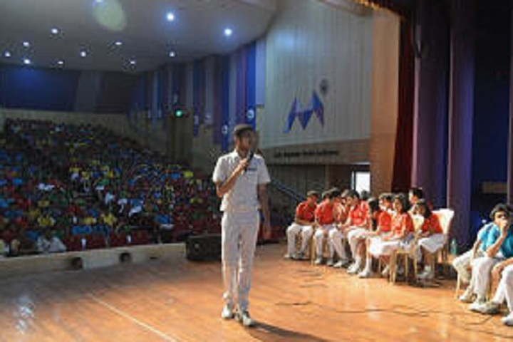 Bhavans Bhagwandas Purohit Vidya Mandir-Quiz Competition