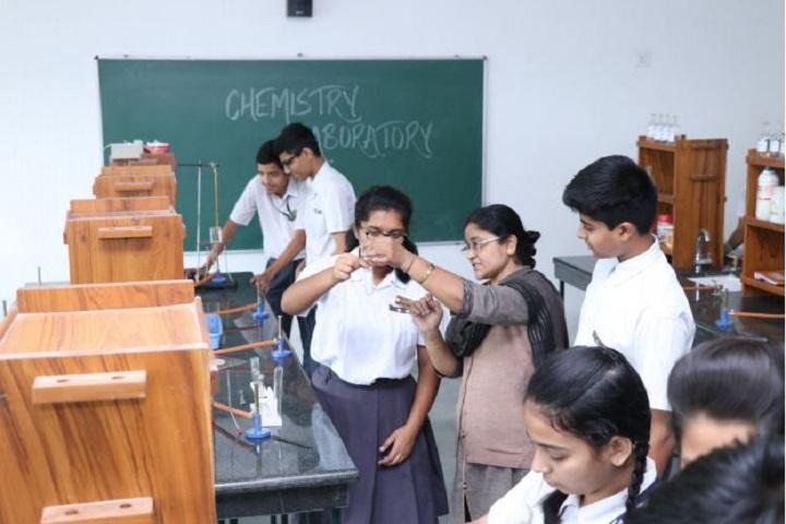 Bhavans Bhagwandas Purohit Vidya Mandir-Chemistry Lab