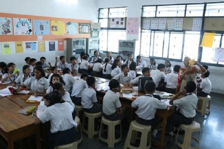 Bhavans Bhagwandas Purohit Vidya Mandir-Maths Lab